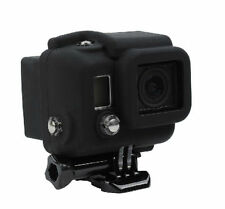 Pro Soft Rubber Silicone Protective Housing Skin Case Cover for GoPro Hero 4 3+