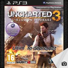 Jeu PS3 Uncharted 3 : L'illusion de Drake - PlayStation 3 - Sony Naughty Dog (3)
