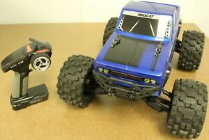 Redcat Kaiju 1/8 Scale Remote Control RC Electric Monster Truck (See Desc.)