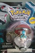 Pokemon Pachirisu Figure with poke ball Diamond & Pearl Key Chain New Carded
