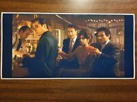 "Goodfellas Movie Poster 12"" X 24"" Itailian Shine Box Man Cave Bar Restaurant"