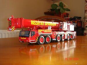 WSI 01- 2025 REZAYAT SPARROW LIEBHERR LTM 1350- 6 Model Crane
