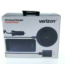 Verizon Wireless Charger Combo Pack iPhone Charging Pad Battery Pack Chargers