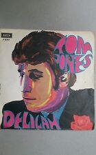 TOM JONES - Delilah - '7 45 giri 1968 DECCA