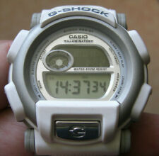 Original CASIO G-Shock  in Weiß Vintage