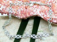 Keltischer Knoten 925 Sterling Silber Armband 20 cm Kelten Armschmuck