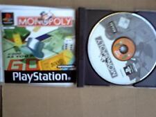 Monopoly für Sony Playstation 1 selten