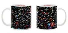 Tazza Mug 11oz Lavagna formule Gessi colorati matematica Math Geometria