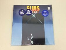 Elvis Presley - Elvis Moody Blue LP - 1977 Album Record SEALED NEW - ERROR