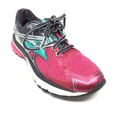Women's Brooks Ravenna 7 Running Shoes Sneakers Size 7 B Pink Gray Silver E9
