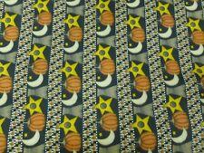 "100% Cotton ""Halloween"" Mumms The Word By Debbie Mumm Quilting Fabric"