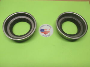 1934 OLDSMOBILE  F-34 6 213 3.5L L-34 8 240 3.9L REAR OUTER WHEEL SEAL SET USA
