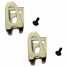 Makita 12V and 18V Cordless Drill Belt Clip and Screw 2PK for FD06 XFD11 LXPH05
