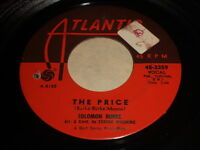 Solomon Burke: The Price / More Rockin' Soul 45