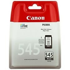 Genuine Canon PG-545 Black Printer Ink Cartridge for Pixma MG2950