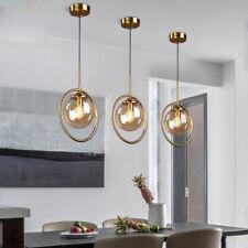 Glass Pendant Light Kitchen Lamp Room Chandelier Lighting Office Ceiling Lights