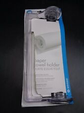 Idesign Paper Towel Holder Stainless Steel Accents (D24-1243)