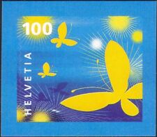 Switzerland 2005 Greetings Stamp/Butterflies/Insects/Animation 1v s/a (n46076)