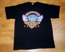 Van Halen 'Tour of the World 1984' official T shirt (Size L)