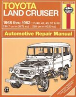 Repair Manual-Base Haynes 92055 fits 1968 Toyota Land Cruiser
