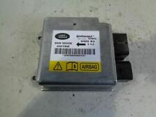 Airbag ECU L320 NNW502436 Discovery 3 Range Rover Sport Land Rover