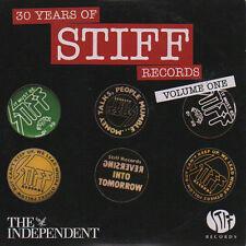 30 YEARS OF STIFF RECORDS VOL 1 - PROMO CD (2008) MADNESS, JONA LEWIE ETC