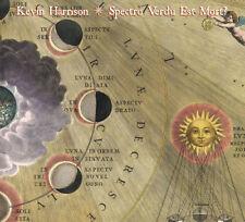 Kevin Harrison : Spectro Verdu Est Mort? CD (2016) ***NEW***