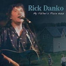 Rick Danko - My Father's Place 1977 [New CD] UK - Import