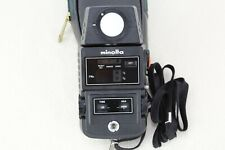 Minolta Flash Meter II with Attachments Tested