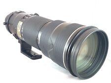 Nikon AF-S 200-400mm f/4 G ED VR Telephoto Zoom Lens + Original Bag - JS 075