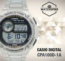 Casio Prayer Alarm Watch CPA100D-1A