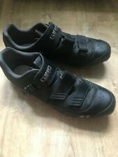 GIRO Privateer R Mountain Bike Cycling Shoes (+ cleats) UK 12 May fit UK 10/11