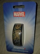 NEW Disney Marvel Guardians of the Galaxy Magic Band 2 Rocket & Groot LINKABLE