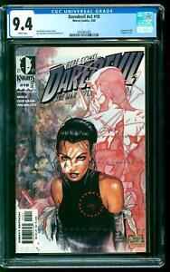 Daredevil 10 CGC 9.4 NM Origin of Echo Kingpin app David Mack cover Marvel