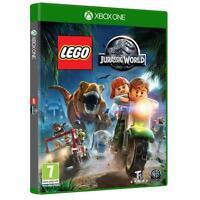 Lego Jurassic World XBox One 7+ Kids Game NEW & SEALED 5051892191883