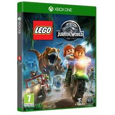 Lego Jurassic World XBox One 7+ Kids Game NEW & SEALED 5051892191883