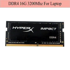 For Kingston HyperX Impact 16GB 32GB 64GB DDR4 3200MHz PC4-25600 1.2V Laptop RAM