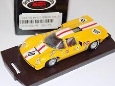 1/43 Best models of Lola T-70 MKIII Sebring Giallo  La Mini Minera