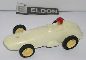 Eldon 3864 Formula Indy White Very Good Condition Unboxed
