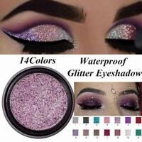 Shimmer Glitter Eye Shadow Powder Palette Eyeshadow Cosmetic Makeup.