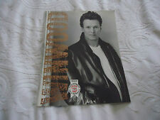 Steve Winwood-Roll With It '88 Tour Book 24 Pages Very Good