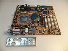 ABIT AS8-V, V1.1, LGA775, Intel 865PE Motherboard +CPU 3.2GHz +512Mb +I/O SHIELD