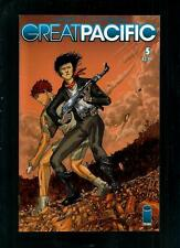 GREAT PACIFIC US IMAGE COMIC VOL.1 # 5/'13