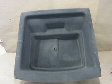 Maserati QTP. - Spare Wheel Step Carpet/ Tub. Grey - Part# 981306400