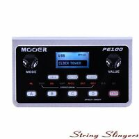 Mooer PE100 Portable Guitar Multi-Effects Processor