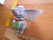 Disney Christmas Magic Ornament Dumbo MIB 1990s 26231 #118