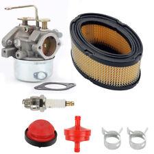 Carburetor Air Fuel filter for Tecumseh HM80 HM90 HM100 Engines 640152A  640051 656721700660 | eBayeBay