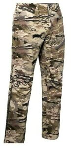 Under Armour UA Grit Barren Camo Men's Hunting Pants All Sizes 1347443-999 NWT
