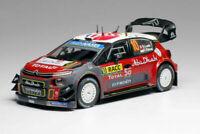 Citroen C3 WRC Rallye Rally Catalunya SPAIN  S.Loeb/D.Elena WINNER 2018 1:43 IXO