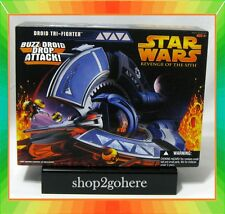 Star Wars Revenge Of The Sith Droid Tri-Fighter Buzz Droid Attack New in Box